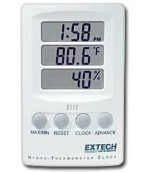 Reloj-Higro-Termometro