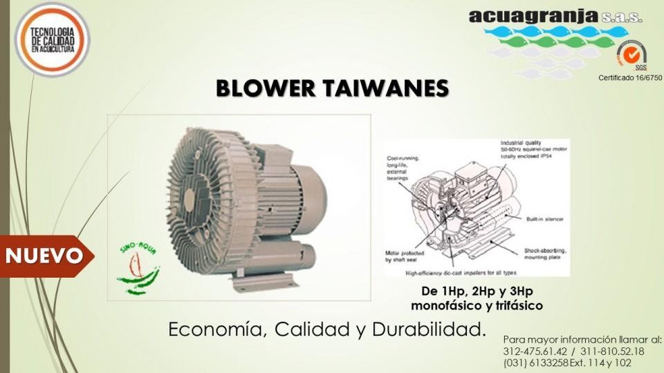 Blower Sinoa Aqua 1-2-3